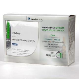 NeoStrata Targeted Citriate Home Peeling 4 Discos + Pack Piel Nueva