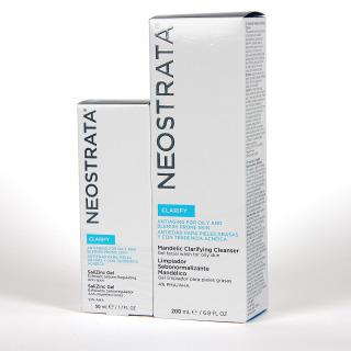 Neostrata Clarify Salizinc Gel + Limpiador Sebonormalizante Pack 50% Descuento