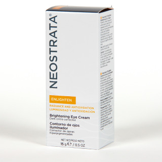 Neostrata Enlighten  Brightening Contorno de ojos Iluminador 15 g