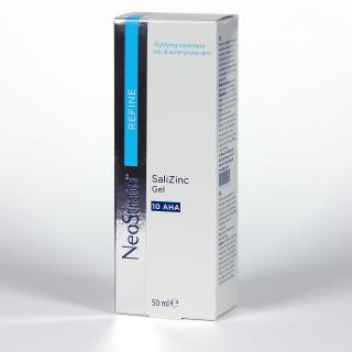 NeoStrata Refine Salizinc Gel 50 ml + Heliocare 360 Gel oil free 25 ml Pack regalo