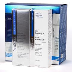 Neostrata Skin Active Cellular Crema + Neostrata Alta potencia R Serum Gel Pack Descuento