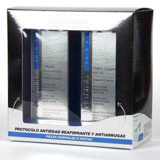 Neostrata Skin Active Pack Crema Matrix SPF30 + Crema Cellular