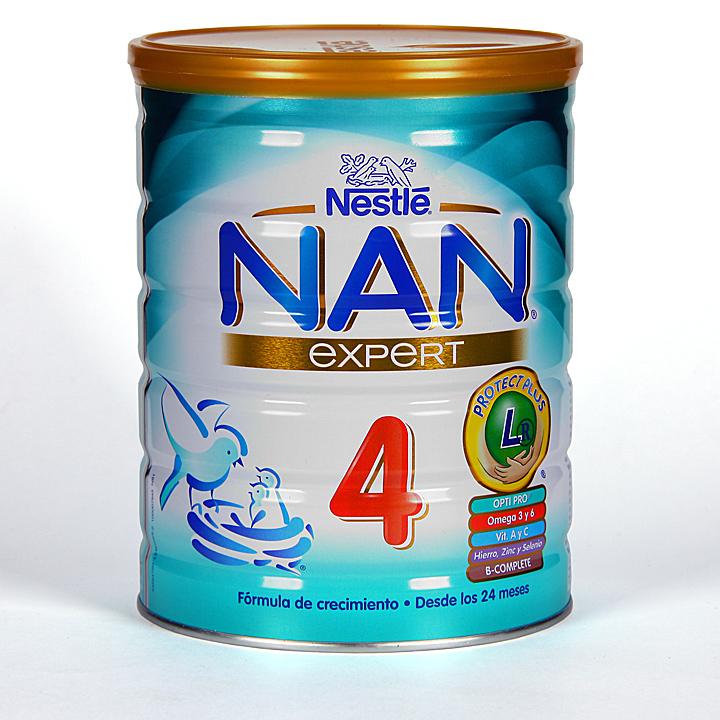 Nestle Nan expert 4 800 g
