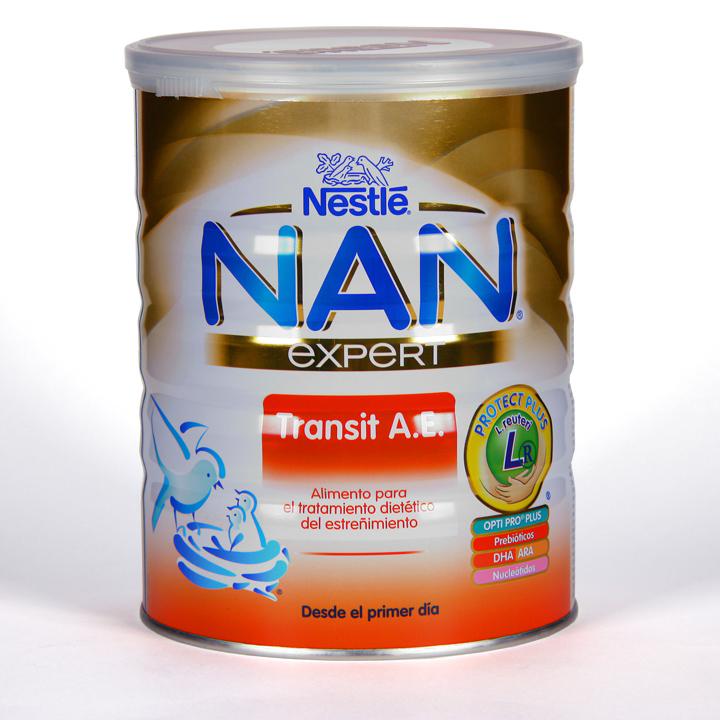 Nestle Nan expert Transit A.E. 800 g