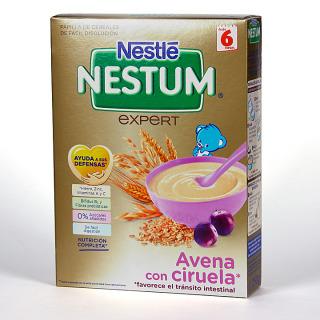 Nestlé Nestum Expert Avena con Ciruela 250 g