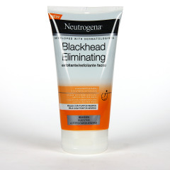 Neutrogena Blackhead Exfoliante Facial 150 ml