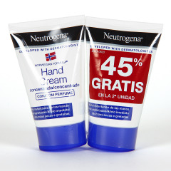 Neutrogena Crema de manos concentrada Duplo 50 ml