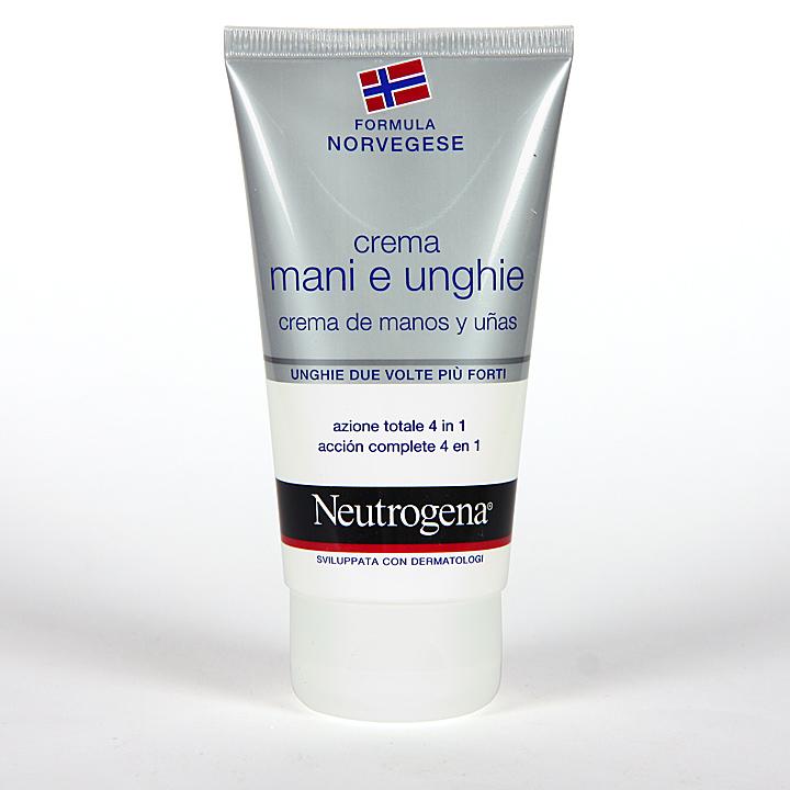 Neutrógena Crema de manos y uñas 75 ml