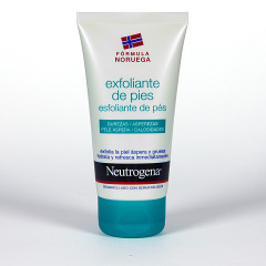 Neutrogena Exfoliante de pies 75 ml