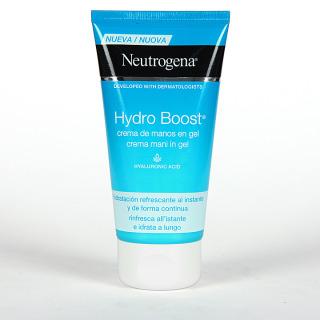 Neutrogena Hydro Boost Crema de Manos en Gel 75 ml