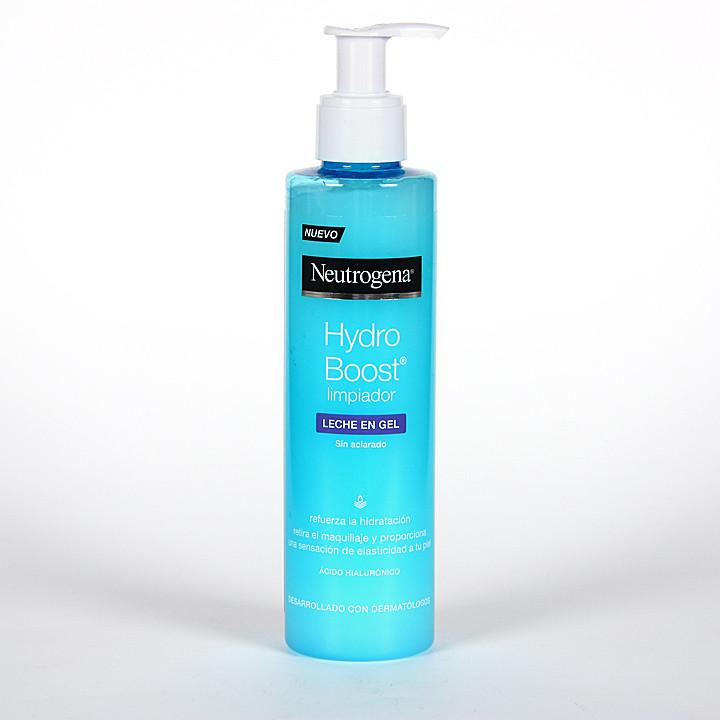 Neutrogena Hydro Boost Limpiador Leche en Gel 200 ml