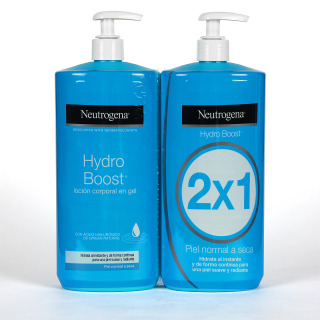 Neutrogena Hydro Boost Loción Corporal 750 ml Pack Duplo