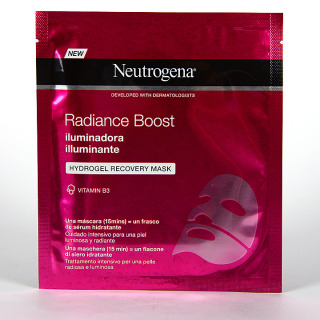 Neutrogena Radiance Boost Máscara Facial Iluminadora 30 ml