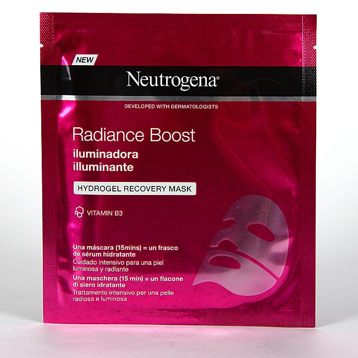 Neutrogena Radiance Boost Máscara Facial Iluminadora 30 ml