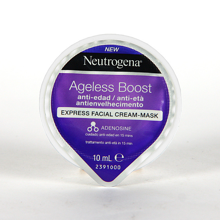 Neutrogena Ageless Boost Mascarilla Express Antiedad 10 ml