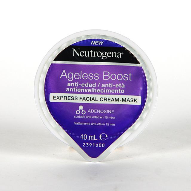 Neutrogena Ageless Boost Mascarilla Express Antiedad 10 ml