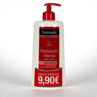 Neutrogena Loción Corporal Reparación Intensa 400 ml
