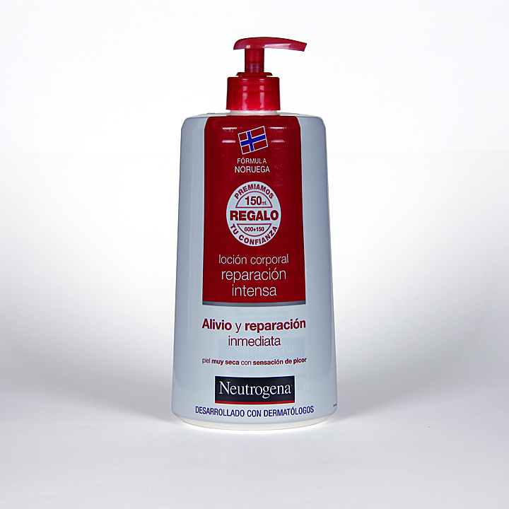 Neutrogena Loción Corporal Reparación Intensa 750 ml