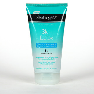 Neutrogena Skin Detox Gel Exfoliante Refrescante 150 ml