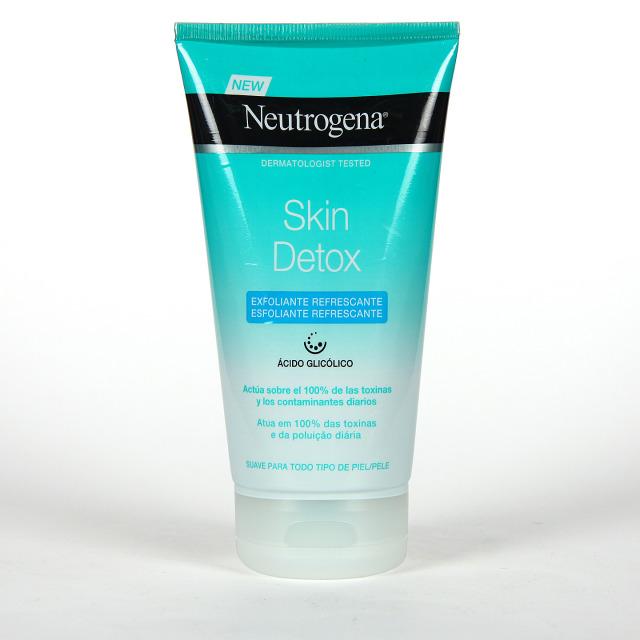 Neutrogena Skin Detox Gel Exfoliante Refrescante 150 ml
