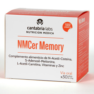 NMCer Memory 30 sobres