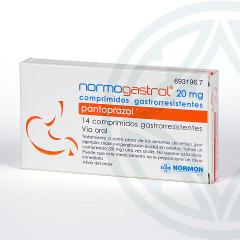 Normogastrol EFG 14 comprimidos gastroresistentes