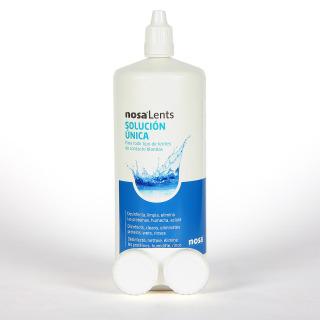 Nosa Lents Solución Única Lentillas 360 ml