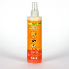 Nosa Spray Capilar Árbol del Té olor melocotón 250 ml