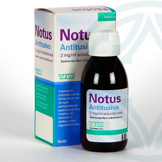 Notus Antitusivo Solución Oral 125 ml