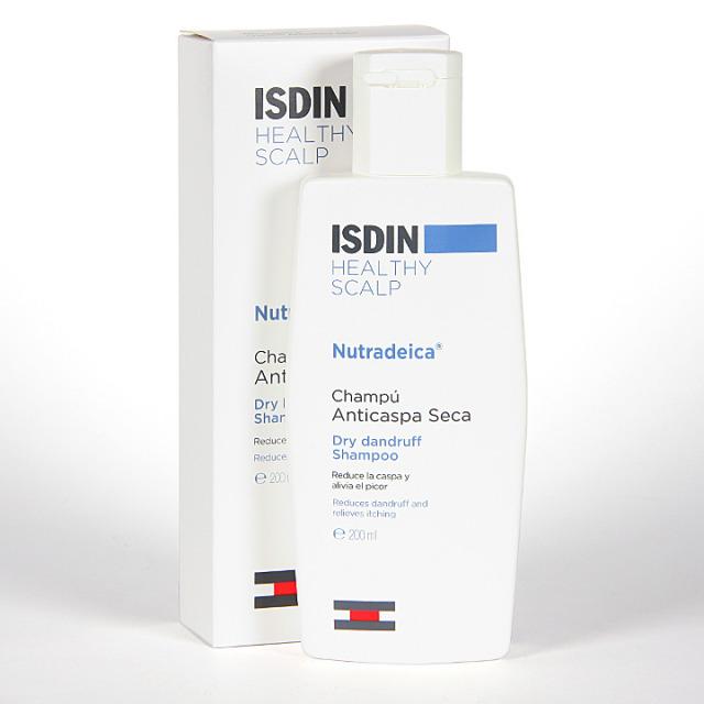 Isdin Nutradeica Healthy Scalp Champú Anticaspa Seca  200 ml