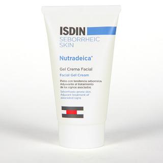 Isdin Nutradeica Gel-crema facial Seborrheic Skin 50 ml