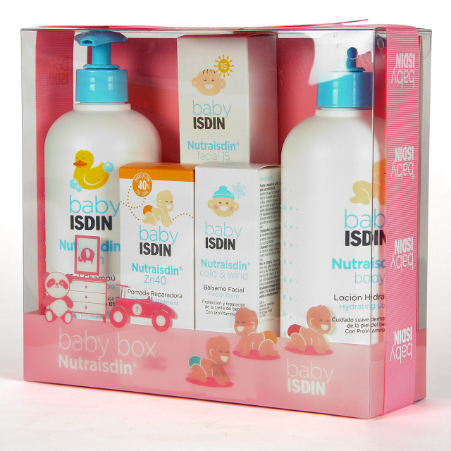 Nutraisdin Baby Box Mini Rosa
