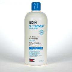 Isdin Nutratopic Pro-AMP Gel de baño emoliente 750 ml