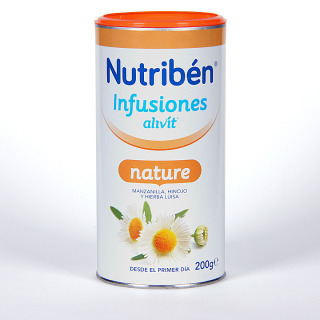 Nutriben Alivit Nature Gases 150 g
