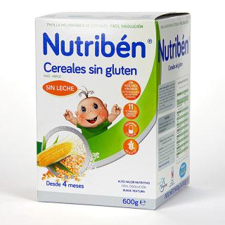 Nutribén Cereales sin Gluten 600 g