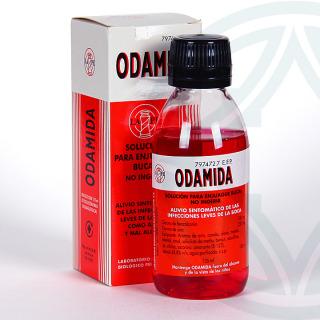 Odamida solución tópica 135 ml