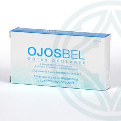 Ojosbel colirio 10 monodosis 0,5 ml