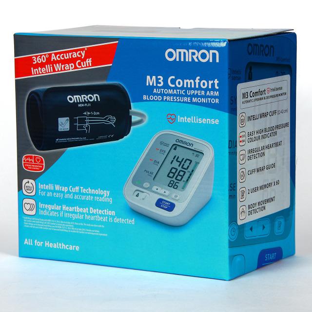 Omron Tensiómetro Digital M3 Comfort