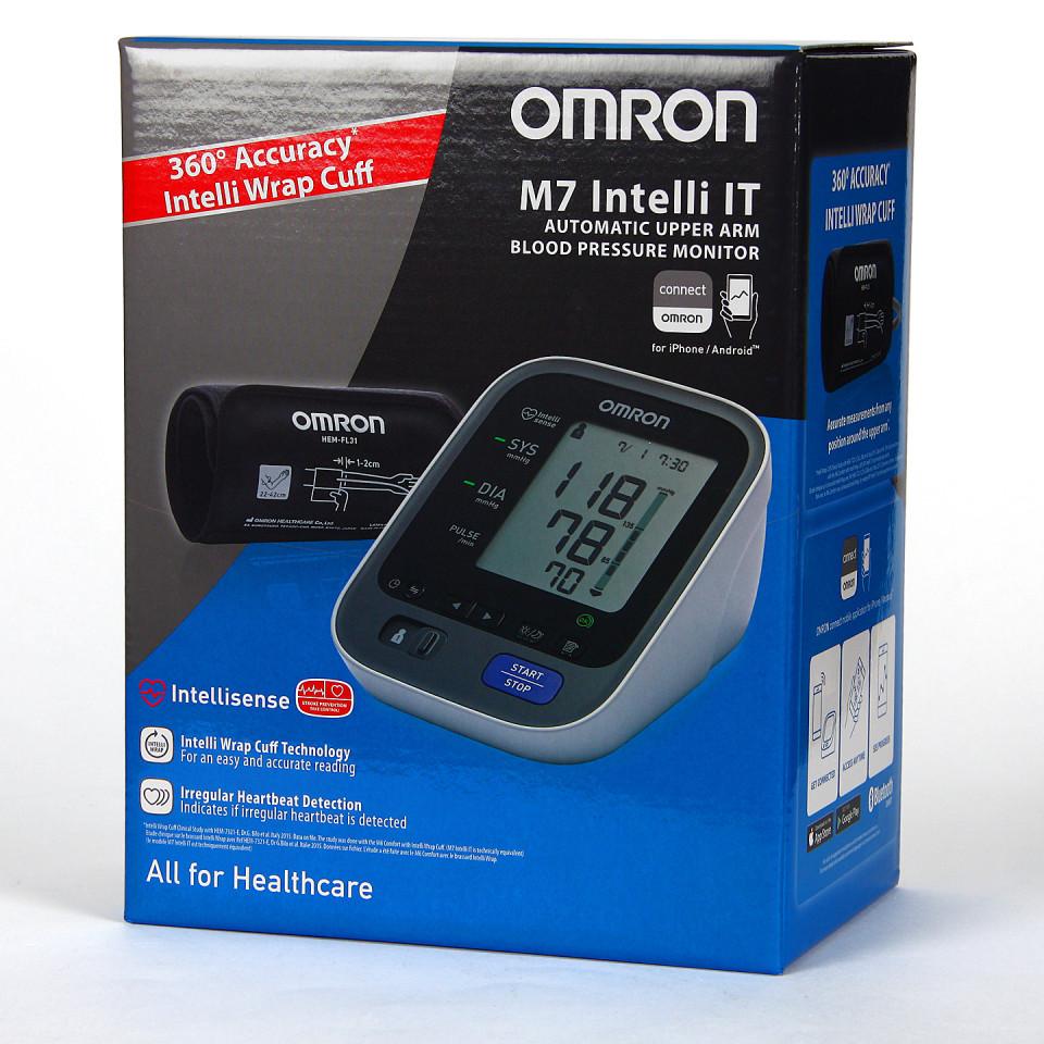 Omron Tensiómetro Digital M7 Comfort It