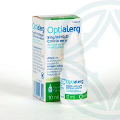Optialerg colirio 10 ml