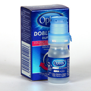 Optrex Colirio Ojos Secos Doble Acción 10 ml