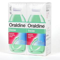 Oraldine Encías Colutorio 400 ml pack Duplo