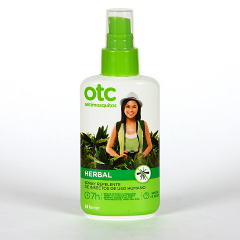 OTC Antimosquitos Herbal Spray Repelente 100 ml