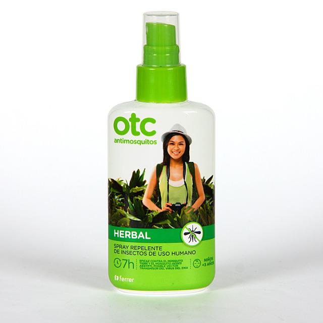 OTC Antimosquitos Herbal Spray Repelente 100 ml