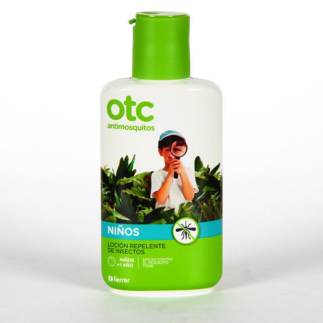 OTC Antimosquitos Niños Loción Repelente 100 ml