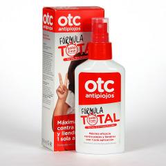 OTC Antipiojos Fórmula Total Spray 125 ml