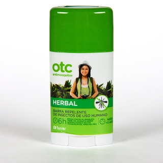 OTC Antimosquitos Herbal Barra Repelente 50 ml