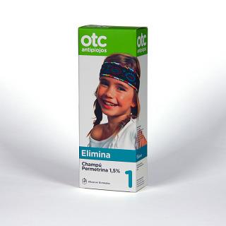 OTC Champú Permetrina 1,5% 125ml