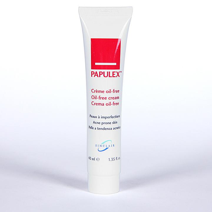 Papulex Sinclair crema oil-free 40 ml
