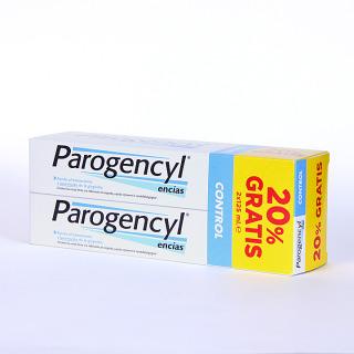 Parogencyl Encías control Pasta dentífrica 125 ml Duplo
